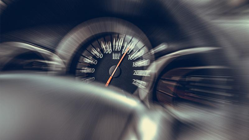 4 Dangerous Disadvantages of Driving at High Speeds