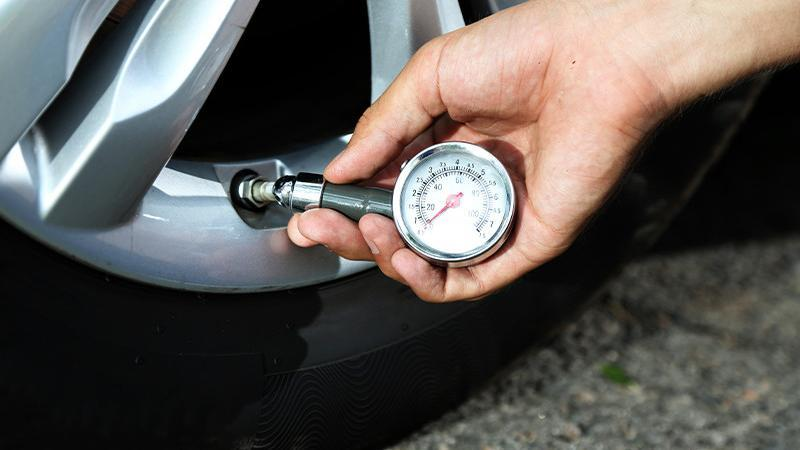 4 Tasks to Do When Topping-Up on Tire-Pressure